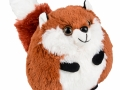 Bushy Tail Fox Plush