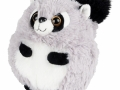 Bushy Tail Racoon Plush