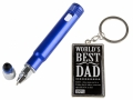 Dad 5 in 1 Tool/Keychain Set