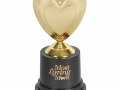 Mom Heart Trophy