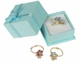 RIng Assortment - Jeweled Flower Ring