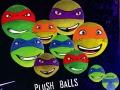 TMNT Plush balls