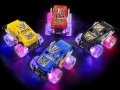 Light-up Big Wheel Truck
