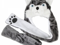 Wolf-Long-Paw-Hat