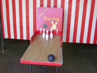 Itty Bitty Bowling (4ft table)